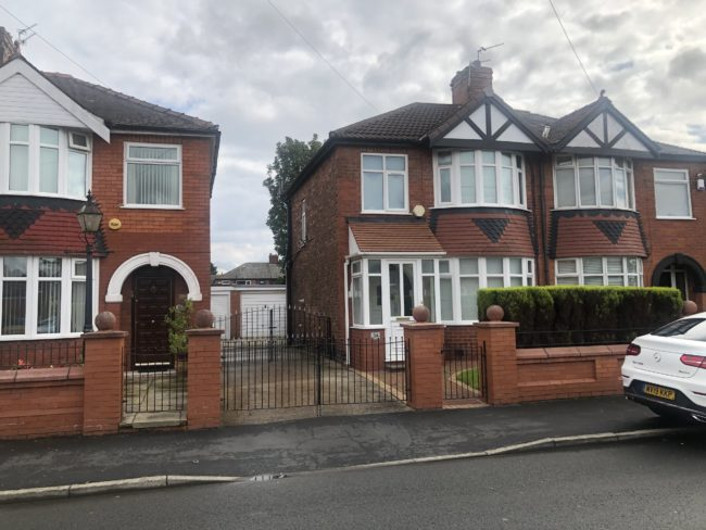 Three bedroom semi- detached house available to let in Asshenton Road, Newton Heath M40