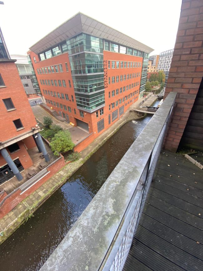 Two double bedrooms apartment to rent in the heart of Manchester City Centre – Albion Street
